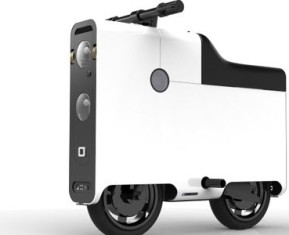 The Boxx Scooter