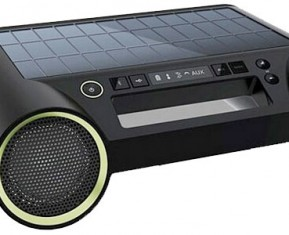 Eton Rukus Solar Bluetooth Sound System